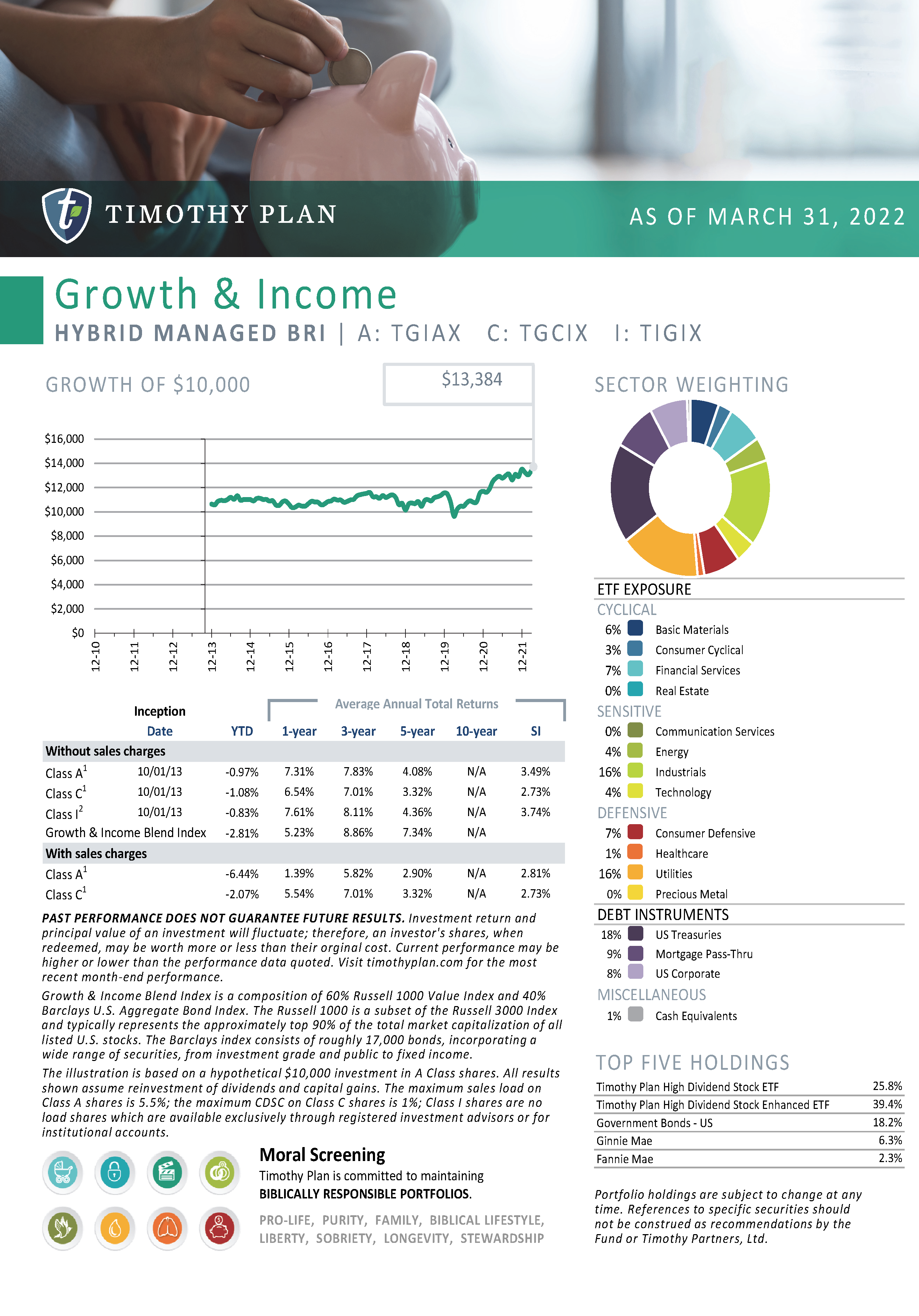 Growth Income Page 9
