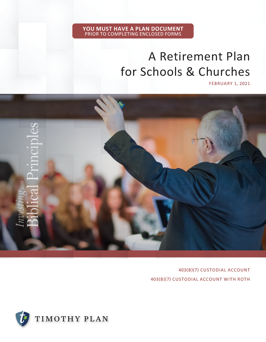A retirement plan for non profits the 403b